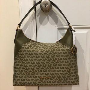 Michael Kors Aria handbag